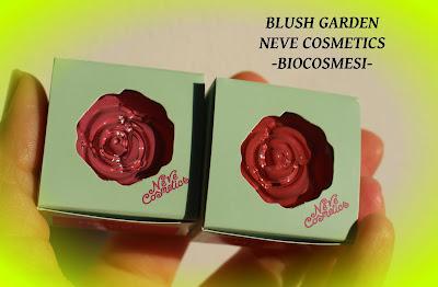 blush garden neve cosmetics, blush neve cosmetics