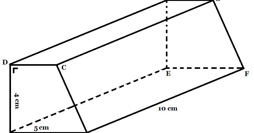 Contoh Soal Prisma Trapesium dan Penyelesaiannya