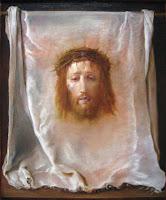 Vera Icona,  peinture de Domenico Fetti, 17 ème siècle