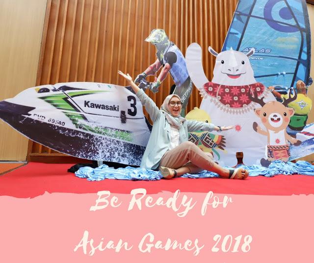 ancol siap sambut dan memeriahkan asian games 2018