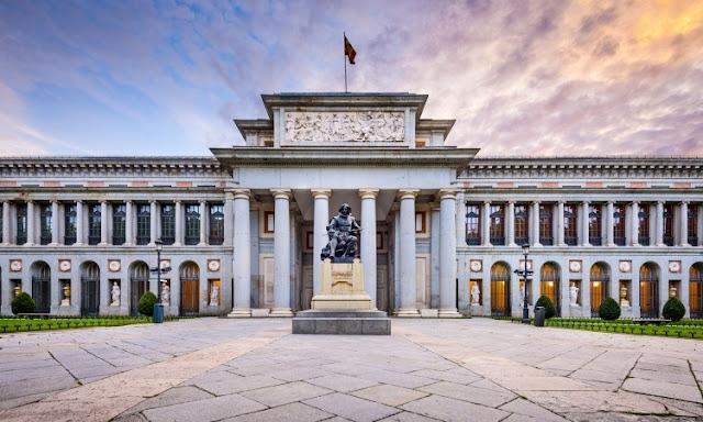 Museu do Prado em Madri
