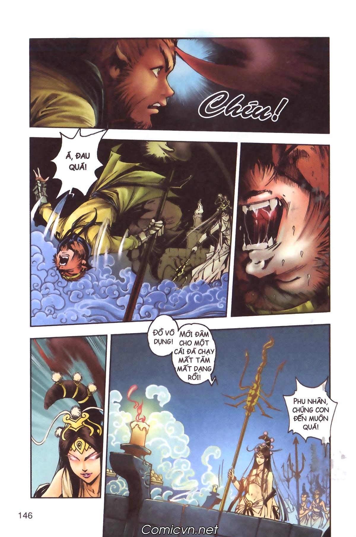 Tây Du Ký màu - Chapter 100 - Pic 5