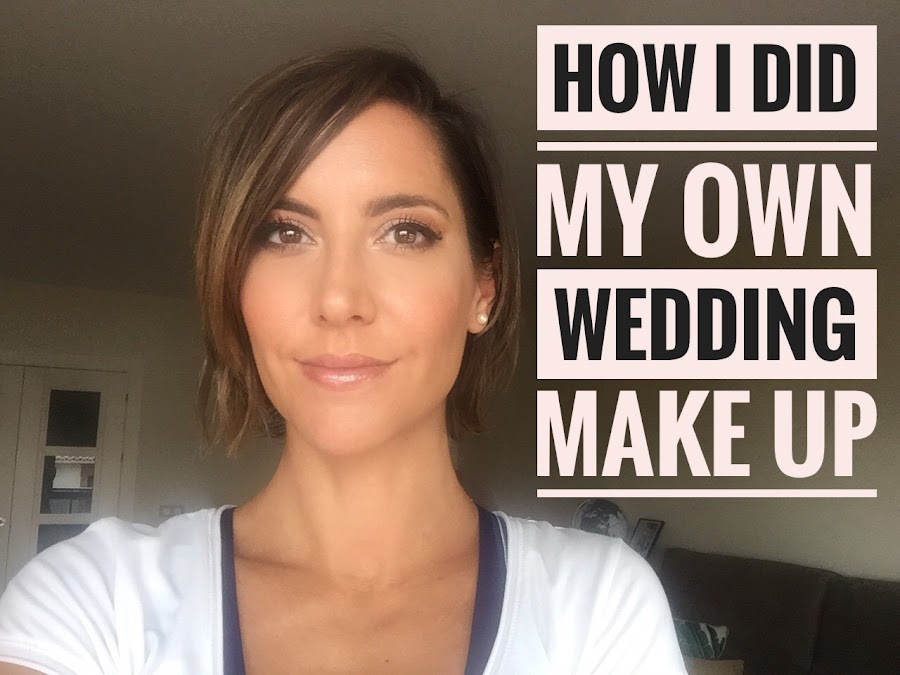 Fitness And Chicness-How I Did My Own Wedding Make Up-1