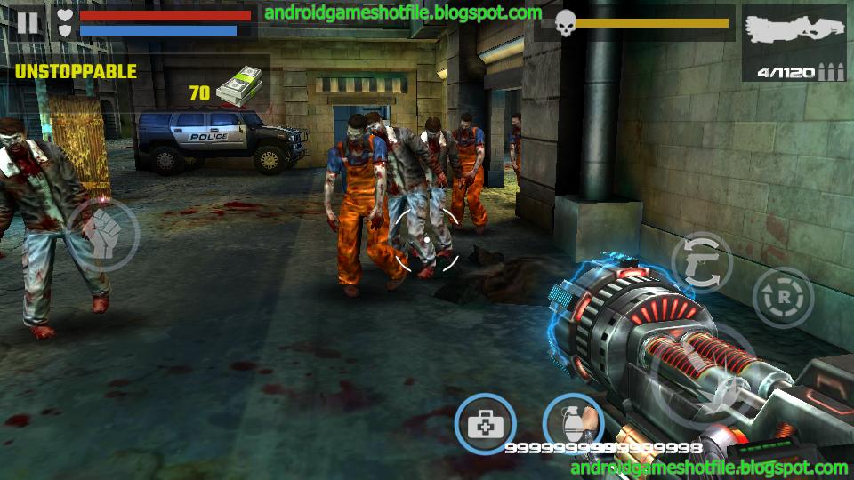 Dead Target: Zombie v2.3.3 Mod Apk (Unlimited Money / Gold
