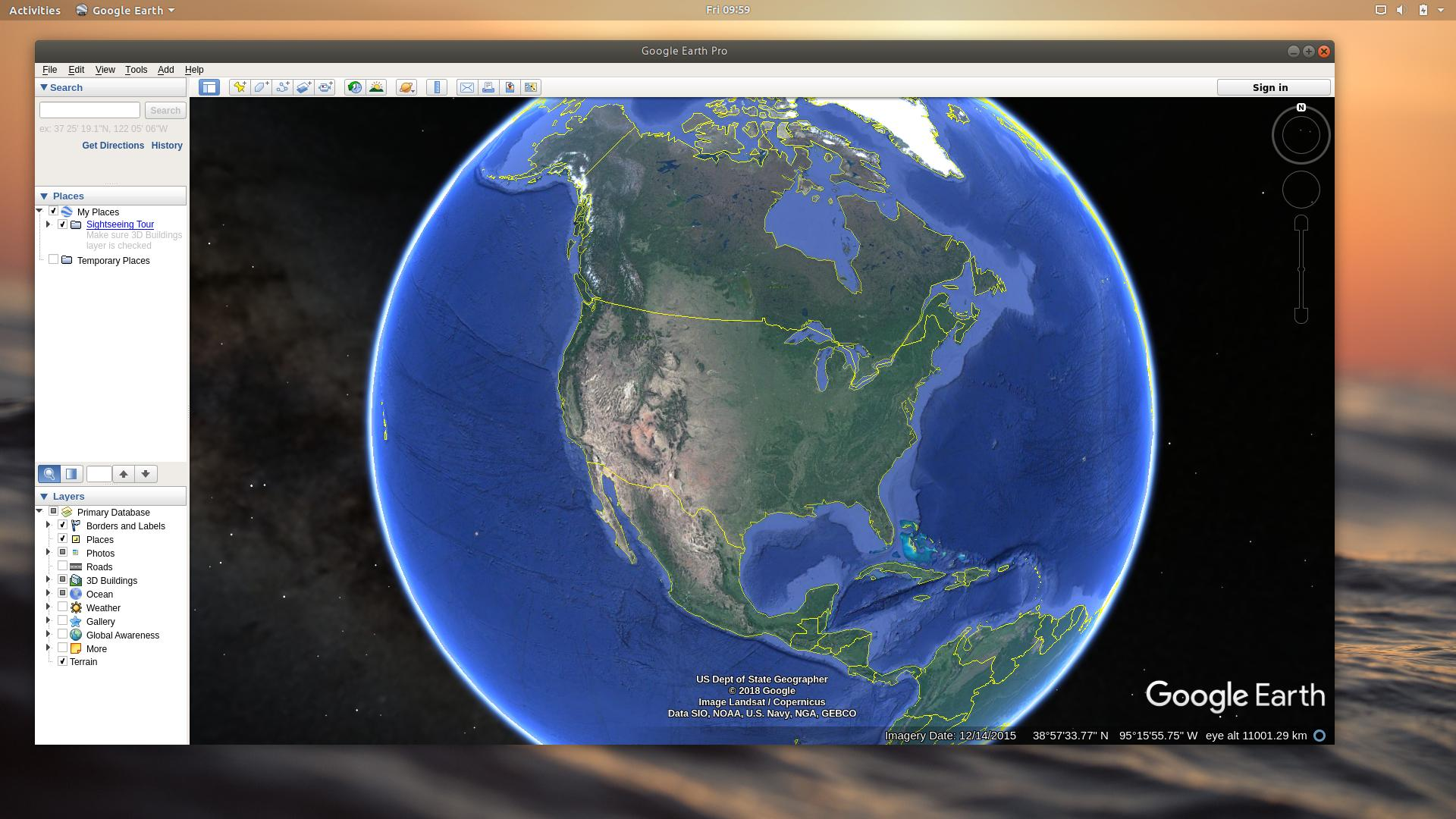 How To Install Google Earth Pro in Ubuntu 18 04/Linux Mint 19