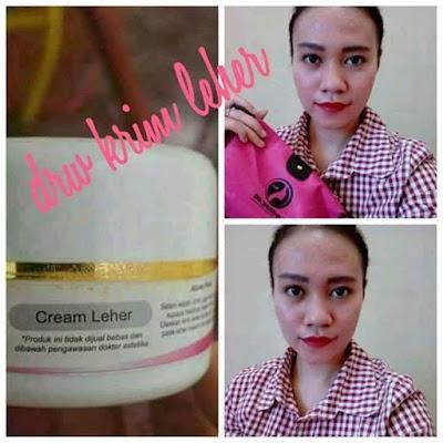 testimoni cream leher drw skincare