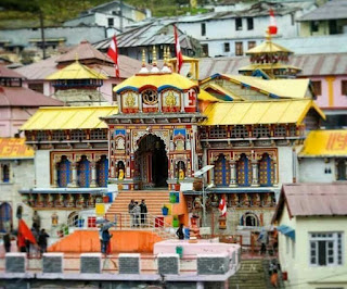 badrinath temple chamoli uttarakhand