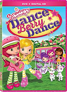 Popcorn & Coffee: Strawberry Shortcake: Dance Berry Dance DVD Review