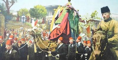 1900 yılı surre alayı ile ilgili görsel sonucu