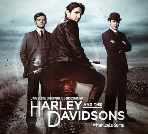 lanzamiento nueva serie harley and the davidsons aficiones colombia. Black Bedroom Furniture Sets. Home Design Ideas