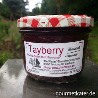 Marktticker: 3. Marmeladen-Festival Burgliebenau