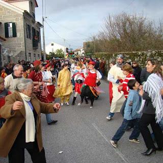 Carnaval de Cabanas de Viriato 2019