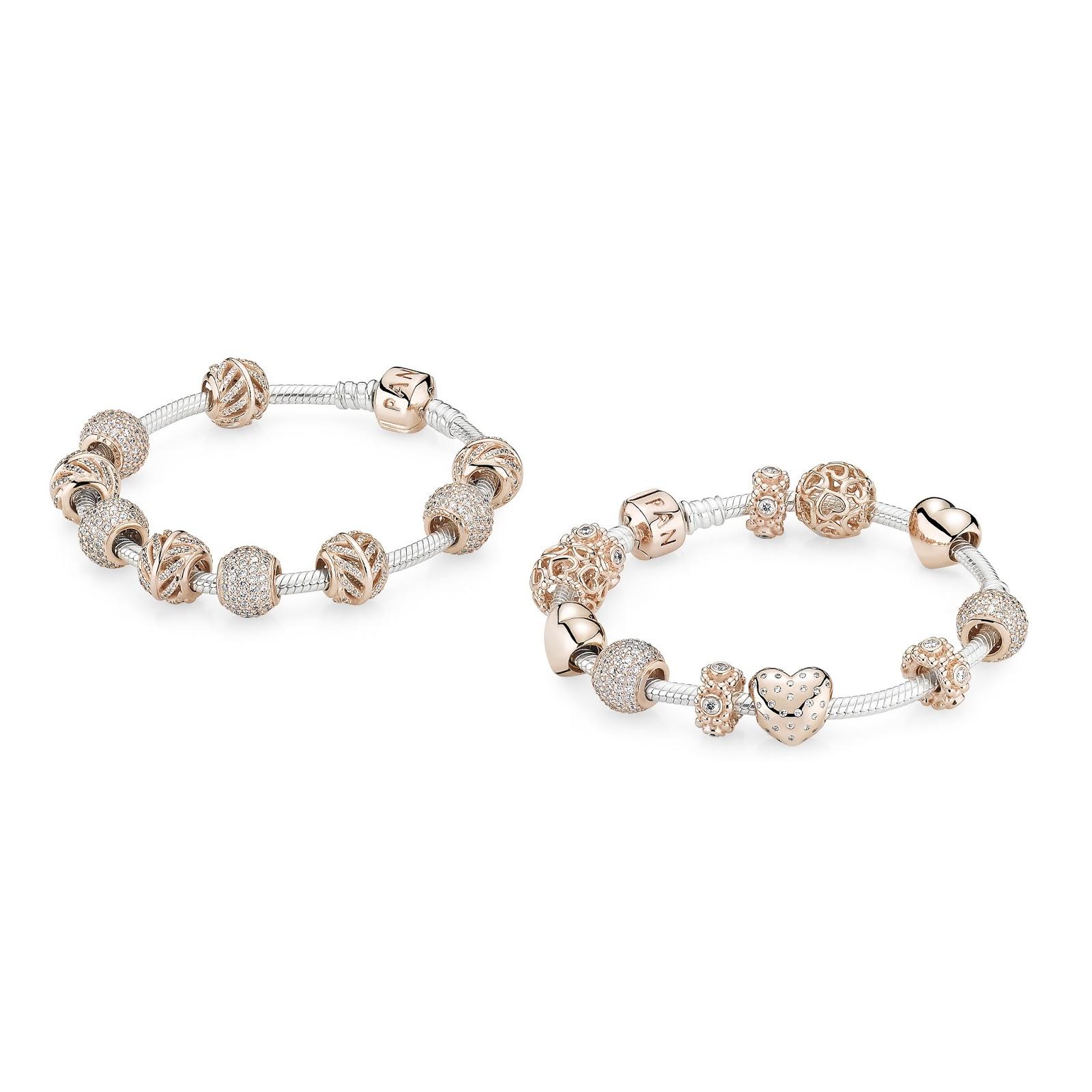 Pandora Jewelry Collection: Pandora Charm Collection Pandora Gold