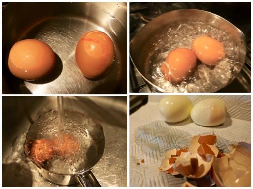 Fanny Cradock Eggs in Aspic