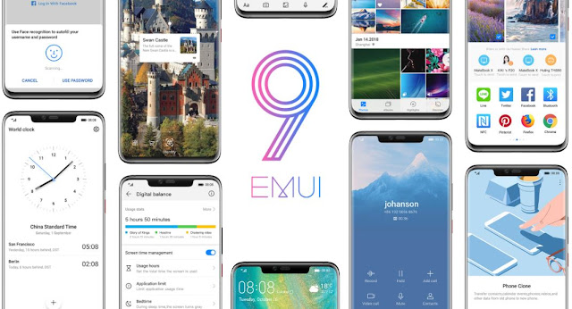 @HuaweiZA Latest EMUI 9.0 Offers a Much Faster and Smoother Experience #HigherIntelligence