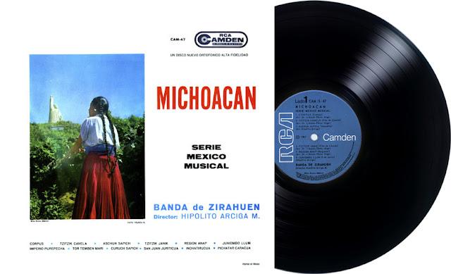 BANDA DE ZIRAHUÉN - MICHOACÁN