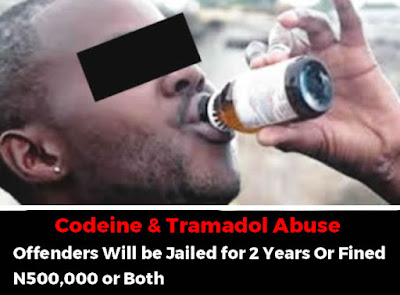 Images of codeine, drug abuse