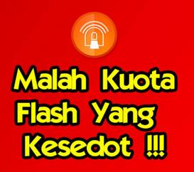 Anonytun Nyedot Kuota Flash? Berikut Solusinnya