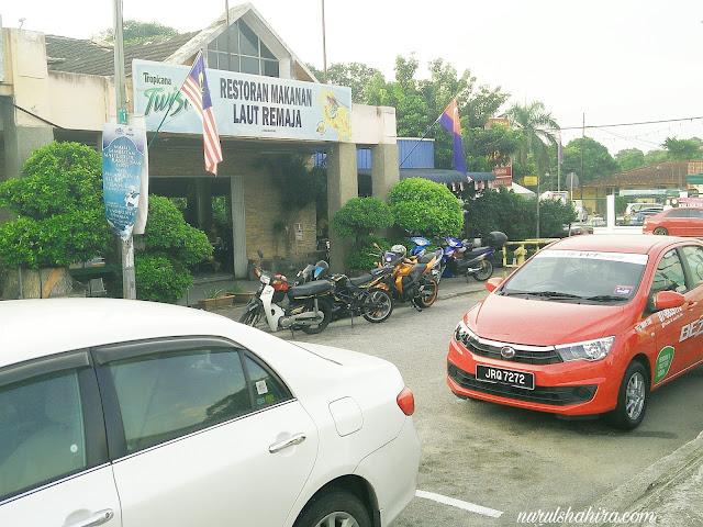 Short Trip Tanjung Piai | Putu Bambu Juriah, Restoran Makanan Laut Remaja, Tempat menarik di JB