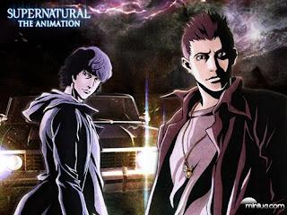 جميع حلقات انمي Supernatural The Animation مترجم عدة روابط