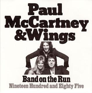 Band on the run. Paul McCartney & Wings