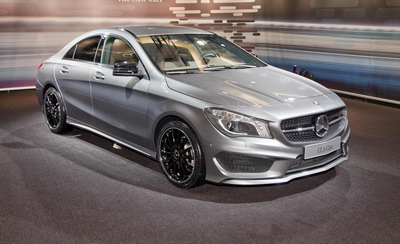 2014 Mercedes-Benz CLA250 - Review and Design   Up Cars