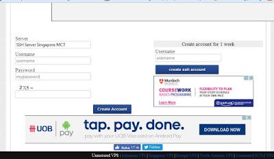 Screenshot Fast SSH