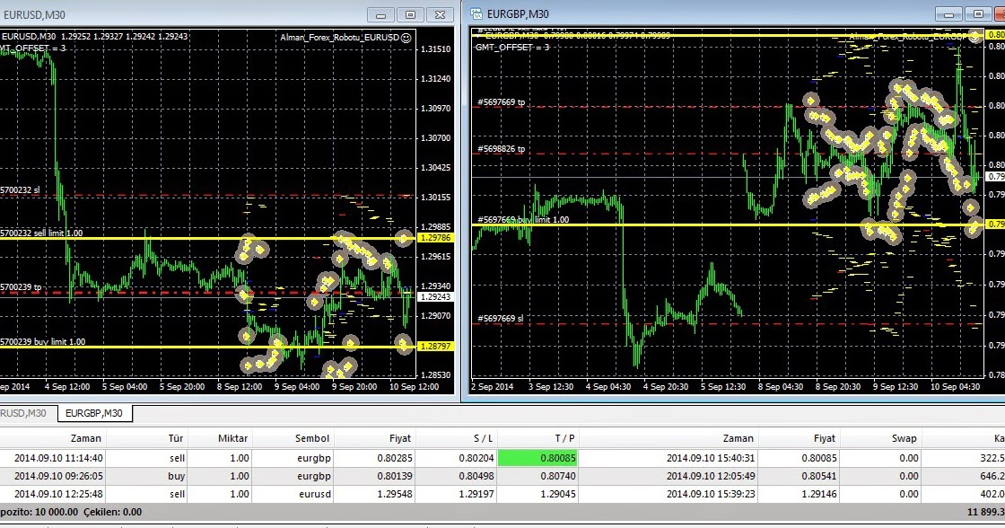 Forex hisse pages