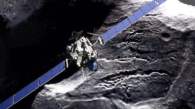 مهمة فضائية
