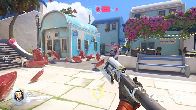 PlayStation 4 Overwatch game review