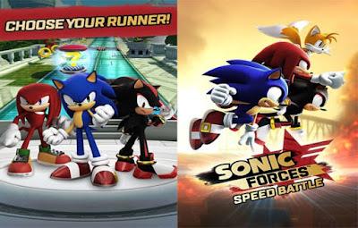 تحميل-لعبة-سونيك-Sonic-Forces-Speed-Battle-للهواتف-الذكية-اندرويد-و-ايفون-iOS