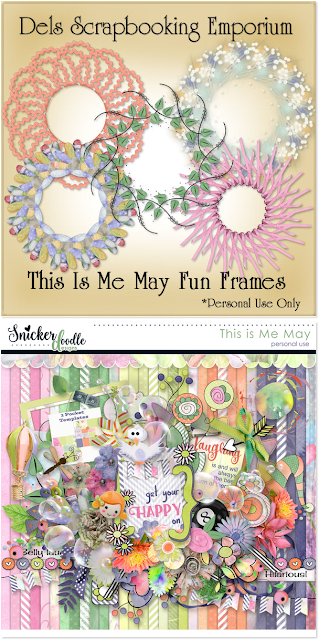 This Is Me May Fun Frames