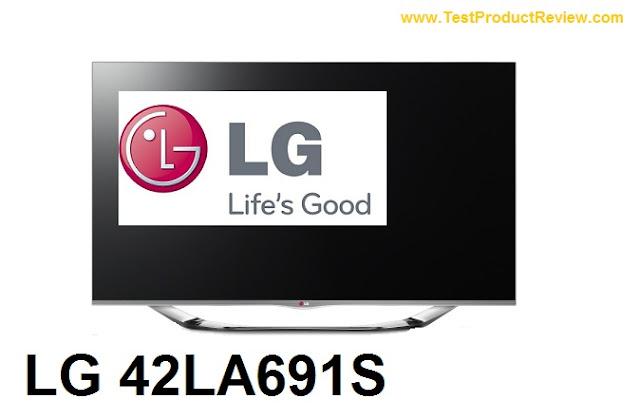 LG 42LA691S 42-inch 3D LED TV