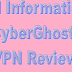 All Information CyberGhost VPN Review; Techrax