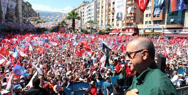 Ο Ερντογάν κέρδισε, τα προβλήματα αρχίζουν...