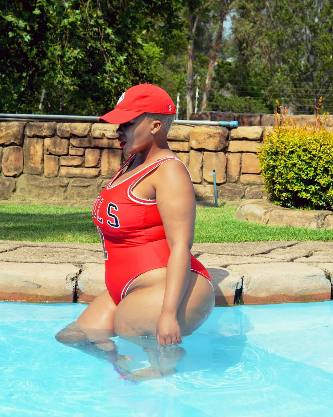 Miss Curvy Lala South African Plus Size Model Exposed Her Elegant Asserts On Instagram | Picture 8