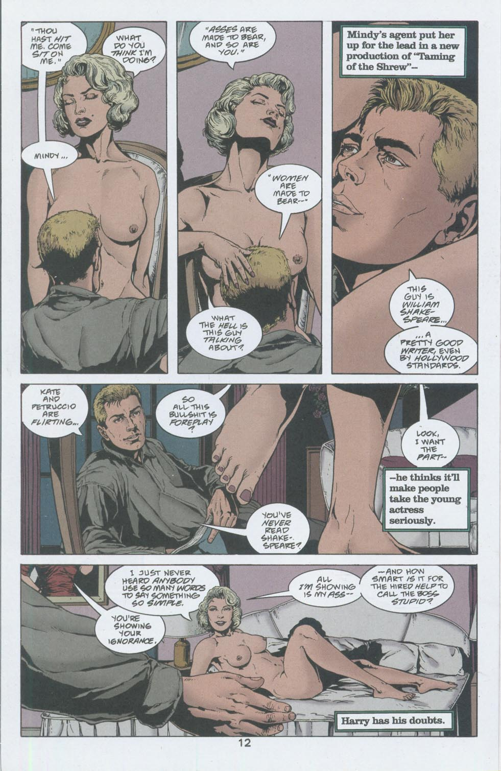 Read online American Century comic -  Issue #6 - 12