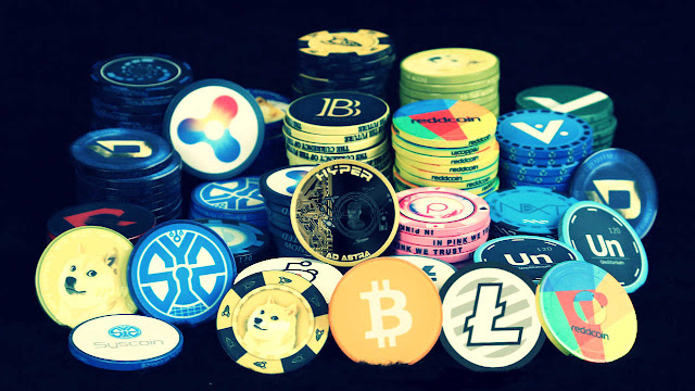 jenis Altcoin, mata uang digital