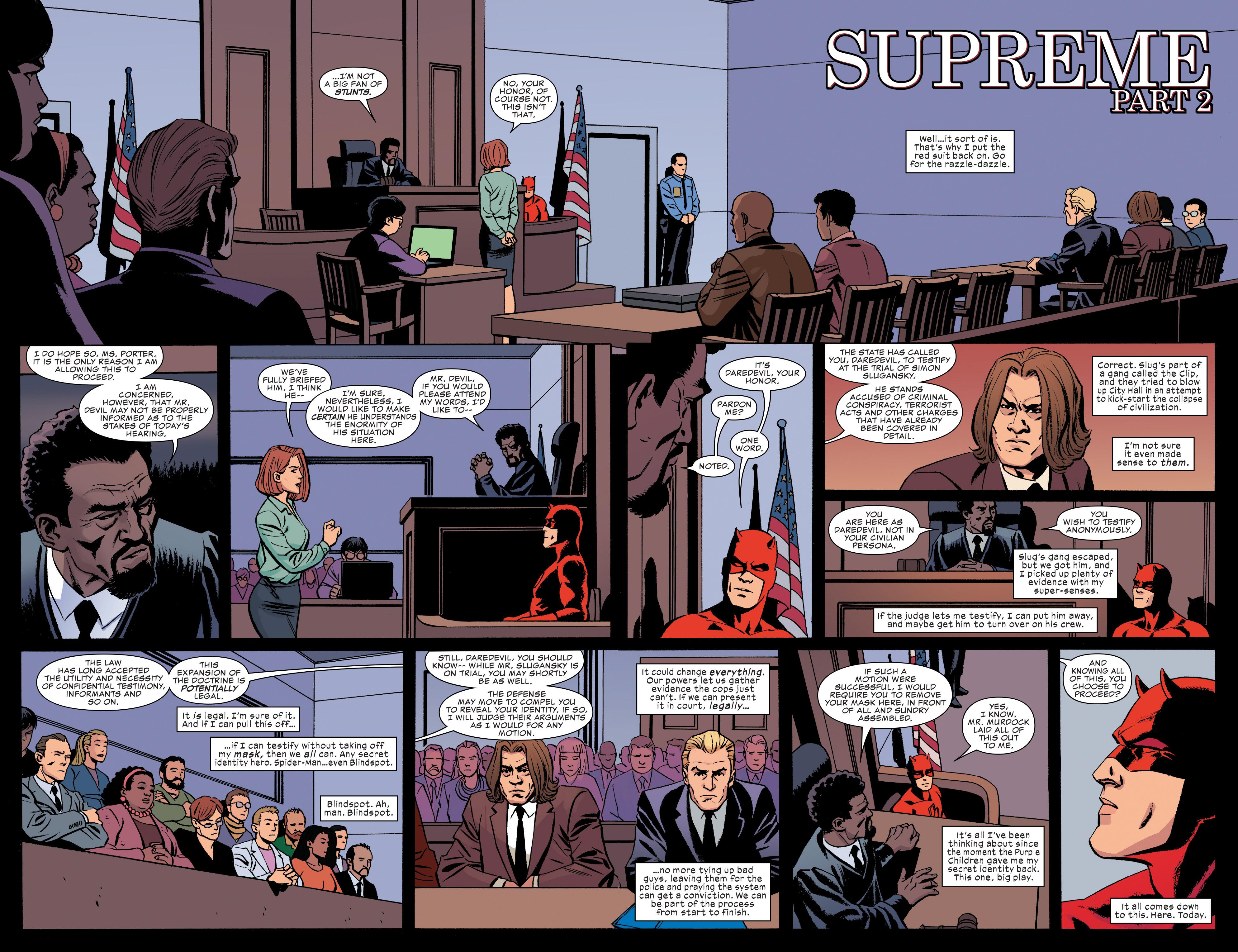 Read online Daredevil (2016) comic -  Issue #22 - 4