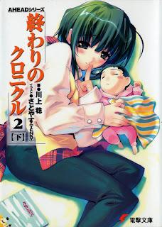 Download Owari no Chronicle Volume 2-B