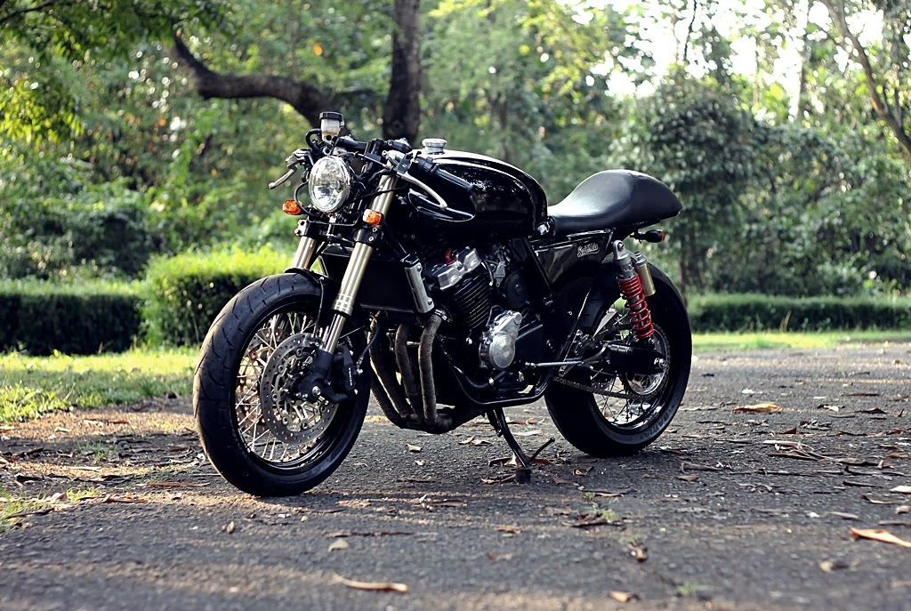 Body Custom By STUDIO MOTOR Bike