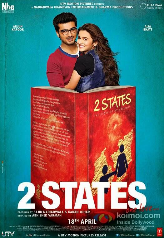 2 States (2014) ταινιες online seires oipeirates greek subs
