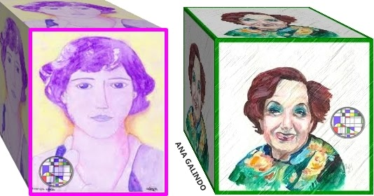 Maruja Mallo, una artista del 27. Geometría y Surrealismo.
