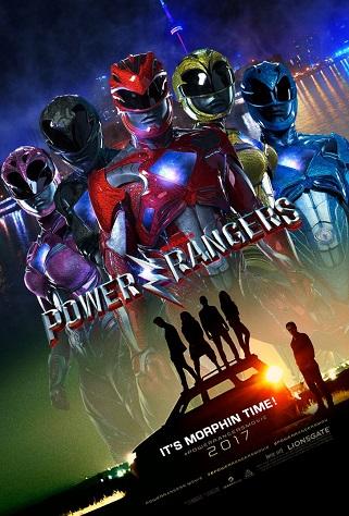 Năm Anh Em Siêu Nhân - Power Rangers Movie