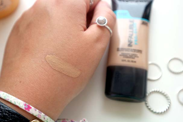 L'Oreal Infallible Pro Glow Foundation in Natural Buff | The Beauty is a Beast