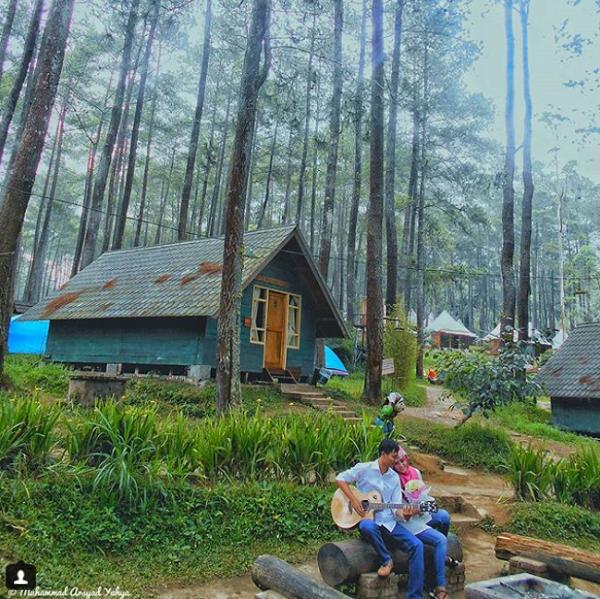 Wisata Bandung Barat Wisata Grafika Cikole