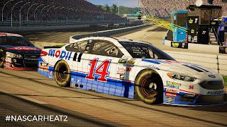 NASCAR Heat 2 iPad Wallpaper