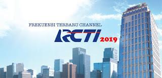 Daftar Frekuensi RCTI terbaru 2019