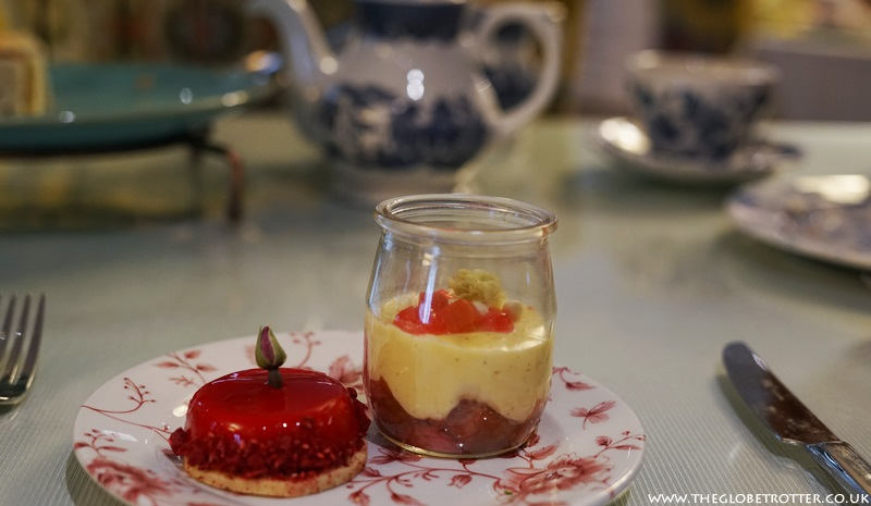 Sweet Treats - The Garden Afternoon Tea at St Ermin's