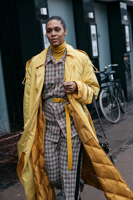 Copenhagen Fashion Week Fall / Winter 18: The Street